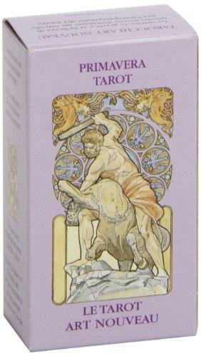 Jeu de cartes - Divinatoires - Primavera Tarot