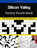 Silicon Valley Variety Puzzle Book: TV Series Cast & Characters Edition