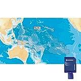 Navionics Plus 34XG Pacific Islands Marine & Lake Charts on SD/MSD