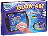 Glow Art R3-BLK Drawing Board, Black