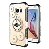 Casefirst Cover for Samsung Galaxy S7 Boys [Scratch Resistant/Perfect Fit] Samsung Galaxy S7 Case Cover Protective Skin Shell Holster (Golden)