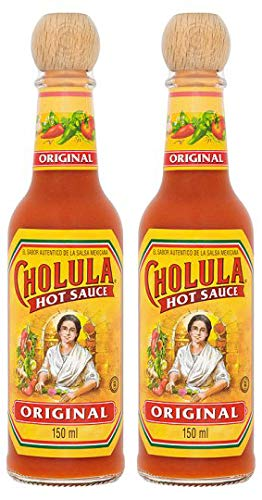 Cholula Hot Sauce Original 150ml 2 Stück