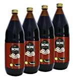 Bio Noni Saft von den Fiji Islands Noni 100% Saft