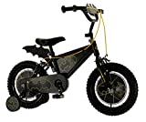 Batman 14 Inch Kids Bat Bike MV Sports Ages 4