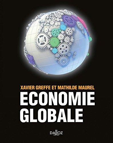 Économie globale: Dalloz Gestion