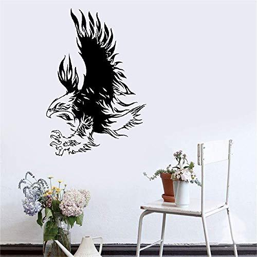 wandaufkleber 3d Wandtattoo Schlafzimmer Kreative Seahawk für Zimmer Dekoration Wohnzimmer Dekor Eagle Hawk Beliebte Wohnkultur