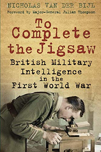 To Complete the Jigsaw par van der Bijl