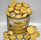 Best Beeswaxes - 50 nos.100% Pure Beeswax tealight Candles of 11 Review