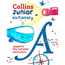 Collins Children's Dictionary: Learn with words