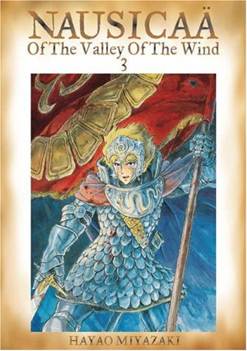 NAUSICAA VALLEY WIND GN VOL 03 2ND ED (C: 1-0-0): v. 3