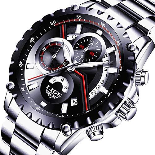 81d9ecaf3f1e ▷ Reloj acero inoxidable