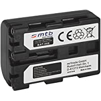 Batería NP-FM50, FM55H para Sony Cyber-shot DSC-F707, F717, F828, R1, S30, S50