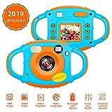 Macchina Fotografica Bambini Fotocamera Bambini 1080P HD 5MP Macchina Fotografica per Bambini Schermo Ricaricabile da 1,77 Pollici Macchina Fotografica Digitale Bambini per Ragazzi Regalo