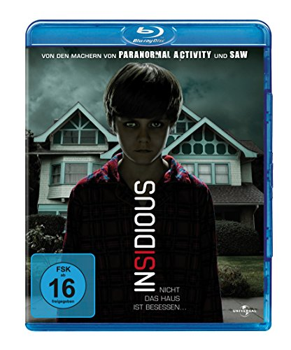 Insidious [Blu-ray] Astor Rose