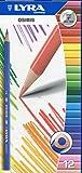 Lyra Colouring Pencils Triangular Barrel