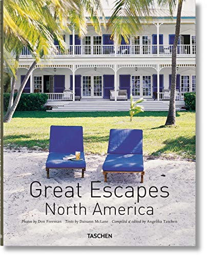 Great Escapes North America. Updated Edition -