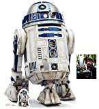 R2-D2 Star Wars Die letzen Jedi Lebensgrosse und klein Pappaufsteller - mit 25cm x 20cm foto