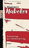 Einladung zur Enthauptung (Nabokov: Gesammelte Werke, Band 4)