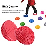 Strauss Hedgehog Balance Pod, (Red)