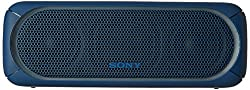 Sony SRS-XB30/LC IN5 Portable Bluetooth Speakers (Blue)