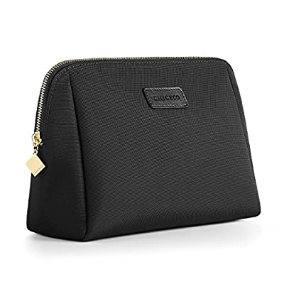 CHICECO Handy Makeup Clutch Travel Toiletry Cosmetic Bag - Large