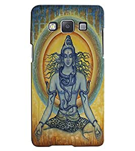 Citydreamz Lord Shiva/Gods/Spiritual/Religious Hard Polycarbonate Designer Back Case Cover For Samsung Galaxy J2 Pro