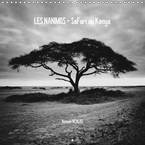 Les nanimos Safari AU Kenya calendario pared 2018 300 300 Mm