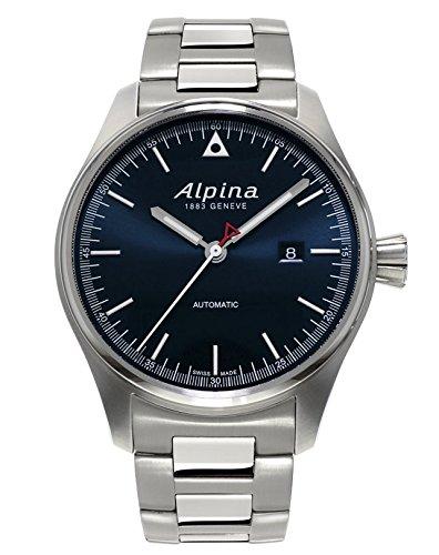 Alpina Startimer Pilot Herren-Armbanduhr 44mm Schweizer Automatik AL-525N4S6B