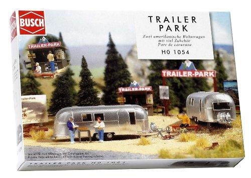 Busch 1054 - Trailer-Park