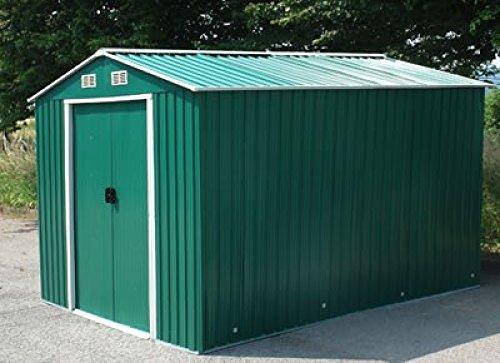 Metall-/Garten-Gerätehaus XXL - 7,45 qm | Garten > Gerätehäuser | BULTO