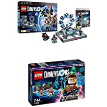 LEGO - Starter Pack Dimensions (PS3) + LEGO Dimensions: Nuevo Ghostbuster (Story Pack)