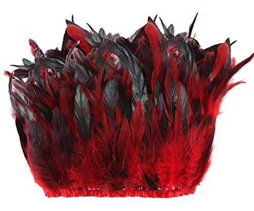 Gallo Hackle - Flecos de plumas para flecos