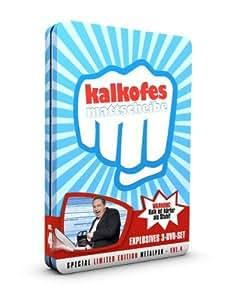 Kalkofes Mattscheibe Vol. 4 (Special Limited Edition, 3 DVDs, Metalpack)