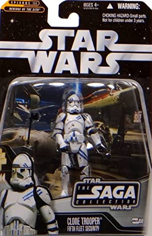 Clone Trooper Fifth Fleet Security TSC059 - Star Wars The Saga Collection 2006 von Hasbro