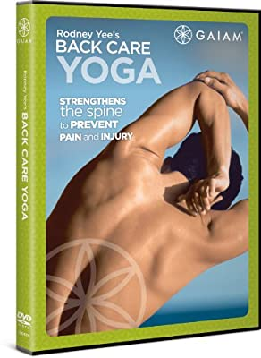 Yoga For Back Care [DVD] [2004] [UK Import]