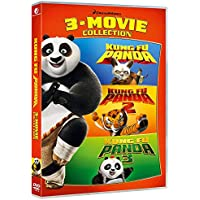 Kung Fu Panda Collection 1-3