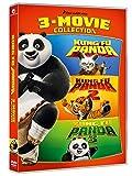 Locandina Kung Fu Panda 1,3 (Box 3 Dvd)