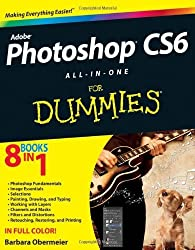 Photoshop CS6 All-in-One For Dummies by Barbara Obermeier (2012-06-01)