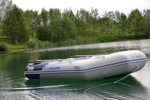 Schlauchboot VIAMARE 330 Alu -