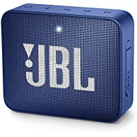 JBL Go 2 - Altavoz inalámbrico con Bluetooth, Color Azul