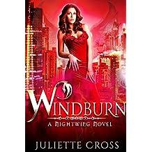 Windburn: A Dragon Fantasy Romance (Nightwing Book 2)