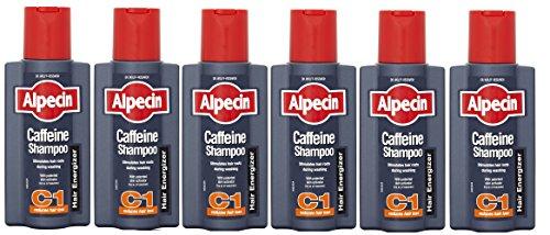 Alpecin Coffein Shampoo 250ml–6Stück