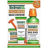 The Breath Co Fresh Breath Deluxe Starter Kit