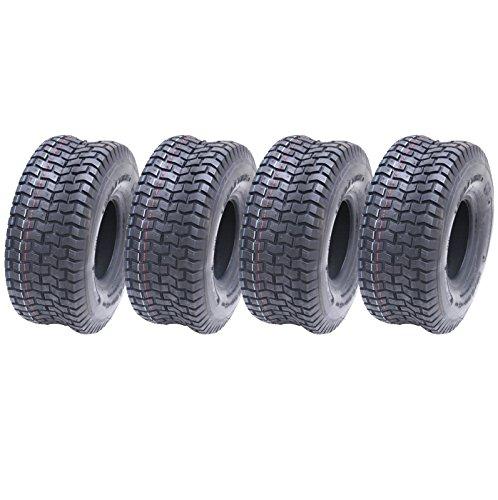 4 - 15x6.00-6 4ply Multi Rasen Rasenmäher 15 600 6 Reifen fahren auf - Deli Tire