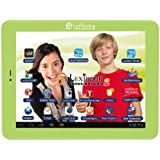 Lexibook Advance 2 8GB Green - Tablet (Minitableta, Android, Pizarra, Android, Verde, Litio)