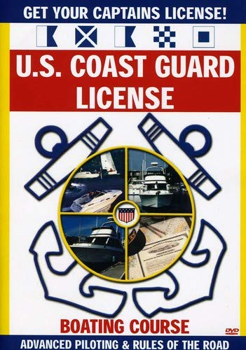 BENNETT DVD THE COAST GUARD LICENSE Coast-video