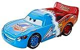 Disney Cars Cast 1:55 - Auto Fahrzeuge Modelle Sort.3 zur Auswahl, Typ:Lightning McQueen Transforming