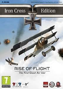 Rise Of Flight ICE: Iron Cross Edition (La Première Guerre Mondiale)