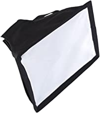 SHOPEE Soft Box for Flash (Black and White)