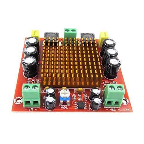 Küssen U 150W TPA3116D2 Mono High Power Audio Stereo Digital-Endverstärker Brett DC12-26V AMP-Modul Verstärker Control Board für Heimkino und Audio DIY